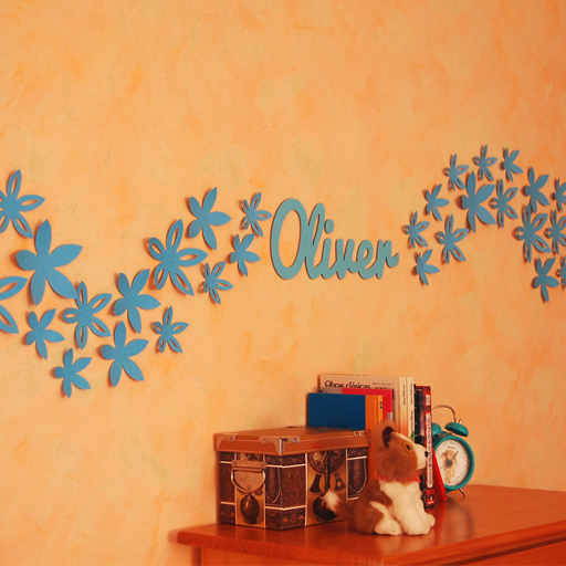 artenpapel regalos personalizados murales deco garden